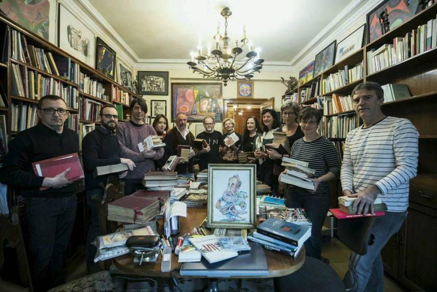 Libros Conversos: Homenaje a Emilio Gastón